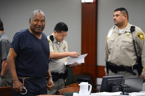 O. J. Simpson kmalu na prostosti? #video