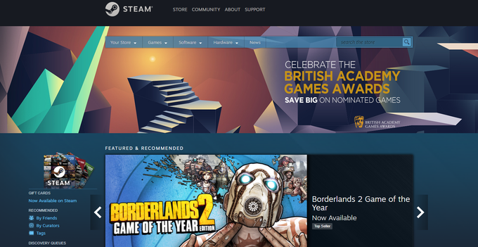Epic Games Store: The Most Frustrating Digital Shop At The