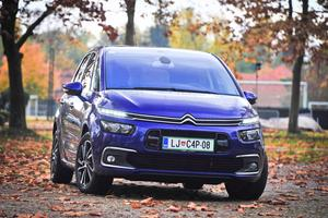 Citroën C4 picasso in C4 grand picasso – do zdaj sta našla pot v 1.500 slovenskih garaž