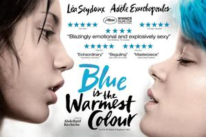 Adelino življenje (La vie d'Adèle/Blue Is the Warmest Color)