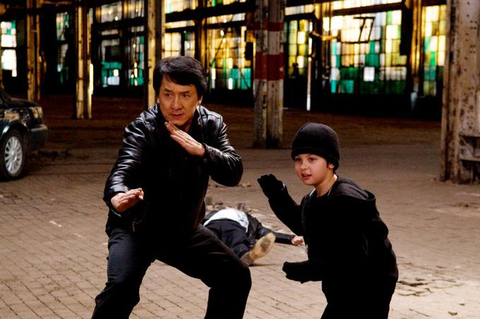 Jackie Chan in Will Shadley
