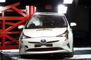 Euro NCAP: Toyota, Hyundai in Volkswagen letos naredili najvarnejše avtomobile #video
