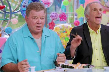 William Shatner obiskal domovino staršev #video