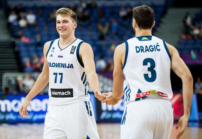 Goran Dragic Luka Doncic