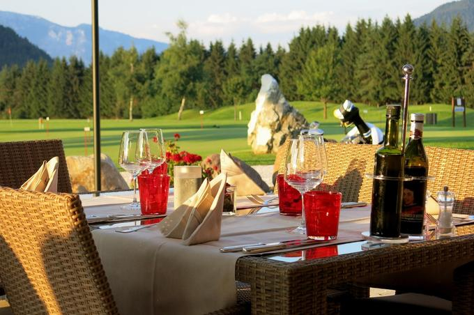 ristorante Ilija Golf Club, Trbiž