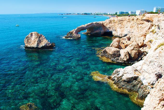 Agia Napa, Ciper