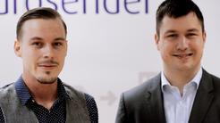 Tim Potočnik, Jan Štefe, Eurosender