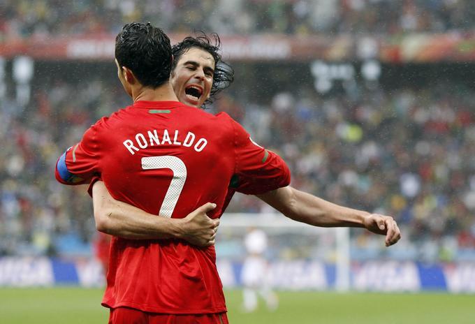 Portugalska je za najvišjo zmago na prvenstvu poskrbela proti Severni Korej (7:0). Kot zadnji se je med strelce vpisal tudi Cristiano Ronaldo. Portugalci na preostalih treh tekmah na SP 2010 niso dosegli niti zadetka.
