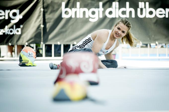 Vita Lukan IFSC WORLD CUP MUNICH