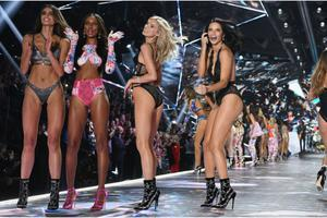 Šov Victoria's Secret doživlja korenite spremembe #video