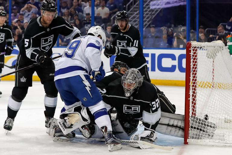 Tampa Bay Lightning Los Angeles Kings