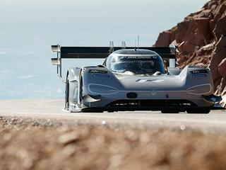 Slavni Pike's Peak: izjemen rekord Volkswagna #video
