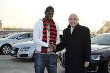VIDEO: Balotelli že strelec za Milan