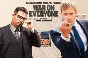 Vojna z vsemi (War On Everyone)