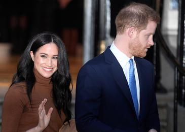 Tako po novem živita Meghan in Harry #video