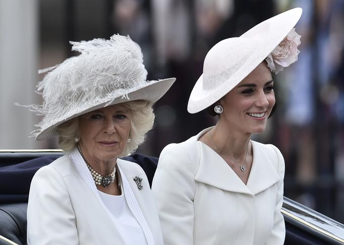 camilla parker bowles, kate middleton