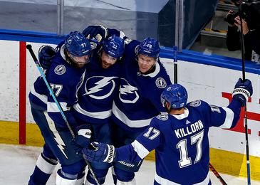 Tampa Bay Lighting drugi finalist lige NHL