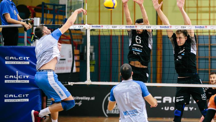 Calcit Volley Salonit Anhovo