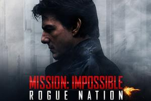 Misija: Nemogoče – Odpadniška nacija (Mission: Impossible - Rogue Nation)