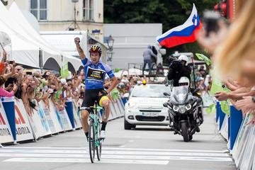 Primož Roglič has performed a real masterpiece and is on the brink of the new Tour of Slovenia victory!