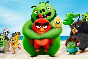 Angry Birds film 2 (The Angry Birds Movie 2)