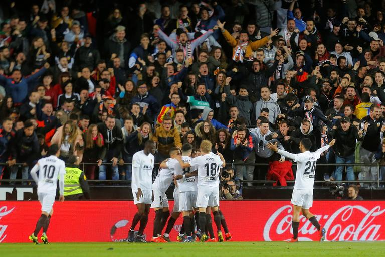Valencia Real Madrid