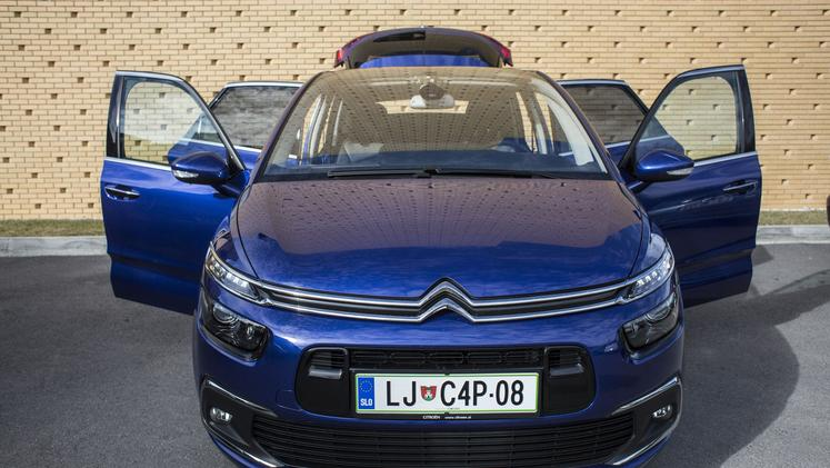 Citroën C4 picasso blueHDi 120 feel