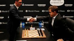 Magnus Carlsen Fabio Caruano