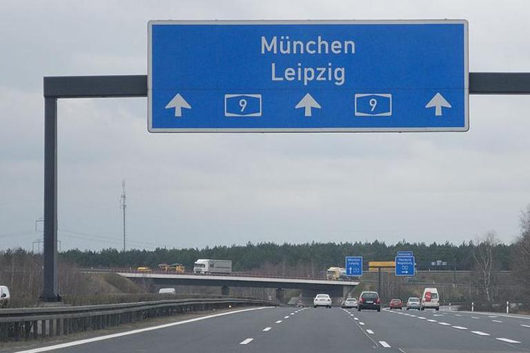 Nemčija avtocesta A9