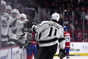 Kopitar ustavil favorita iz New Yorka #video