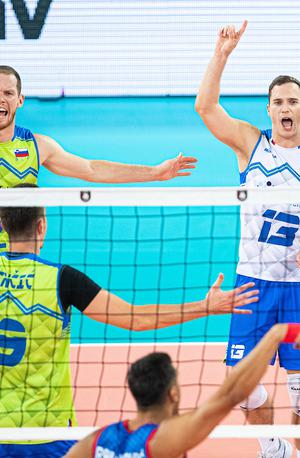 Spored in rezultati EuroVolleyja 2019