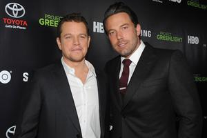Ben Affleck in Matt Damon bosta posnela film o Fifi