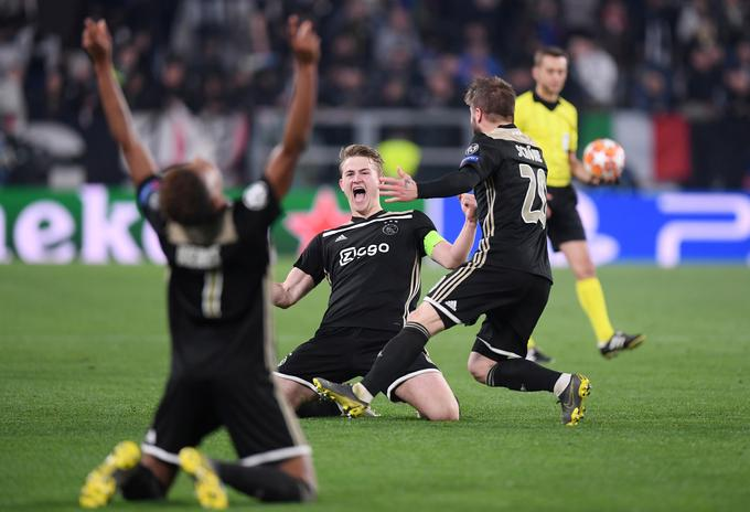Ajax wants to take Tottenham to Real and Juventus.