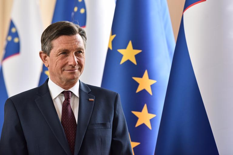 Image result for borut pahor