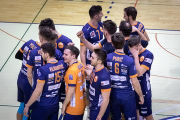 Finale spet ACH Volley - Calcit Volley