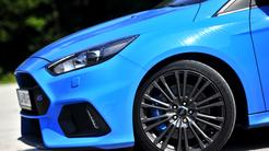 Ford focus RS test
