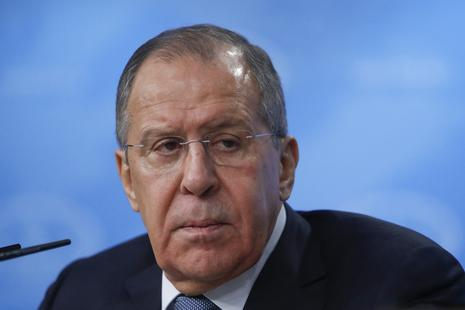 Lavrov posvaril Washington