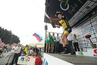 Class of his own: Primož Roglič won time-trial and confirmed overall victory! #video