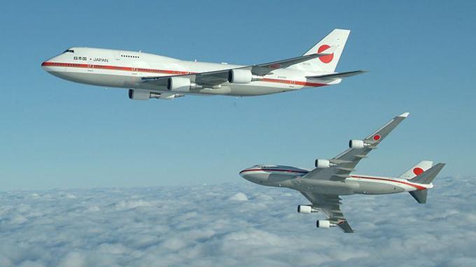 Boeing 7474-400