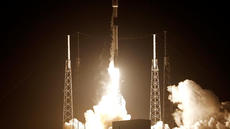 SpaceX Izrael sonda
