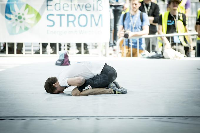 Gregor vezonik IFSC WORLD CUP MUNICH