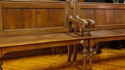 court, bench