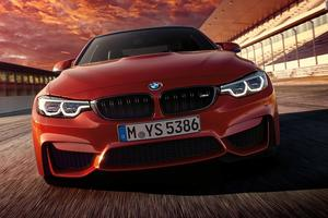 Novi BMW 4: bistvo so novi žarometi