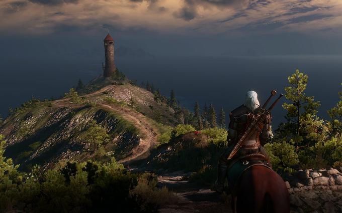The Witcher 3, The Witcher