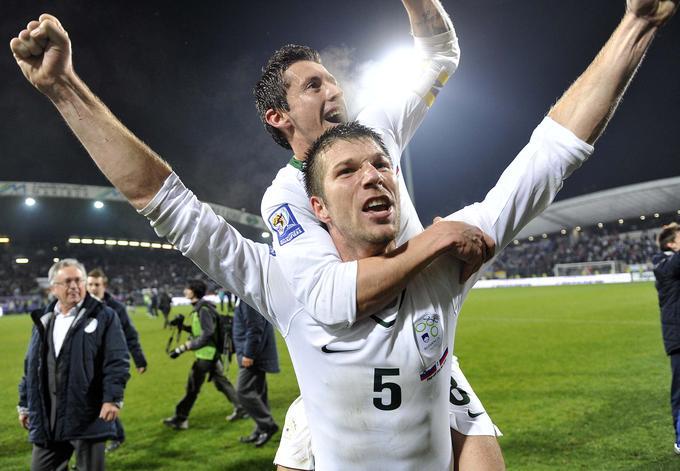 Slovenija je v dodatnih kvalifikacijah za SP 2010 izločila aktualno polfinalistko evropskega prvenstva.