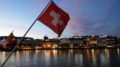 Švica, švicarska zastava, Ženeva
