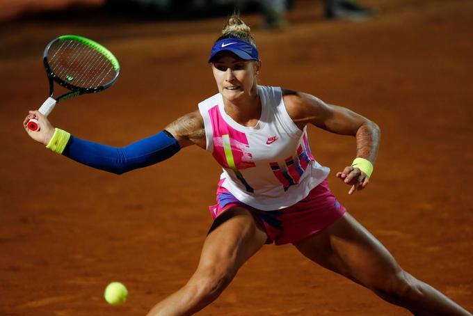 Polona Hercog je izpadla v drugem krogu Roland Garrosa.
