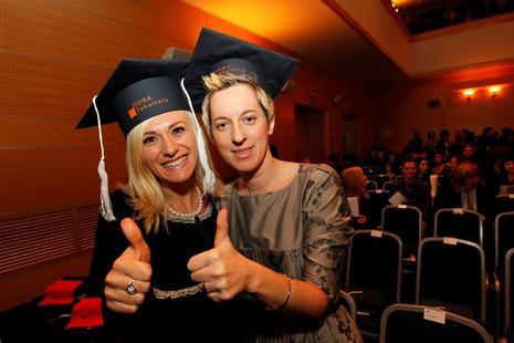 Katero fakulteto priporočajo diplomanti?