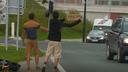 Štopanje po Sloveniji: nekateri na prevoz čakajo zelo dolgo #video