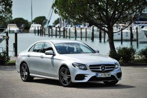 Test: Mercedes-Benz E 220 d